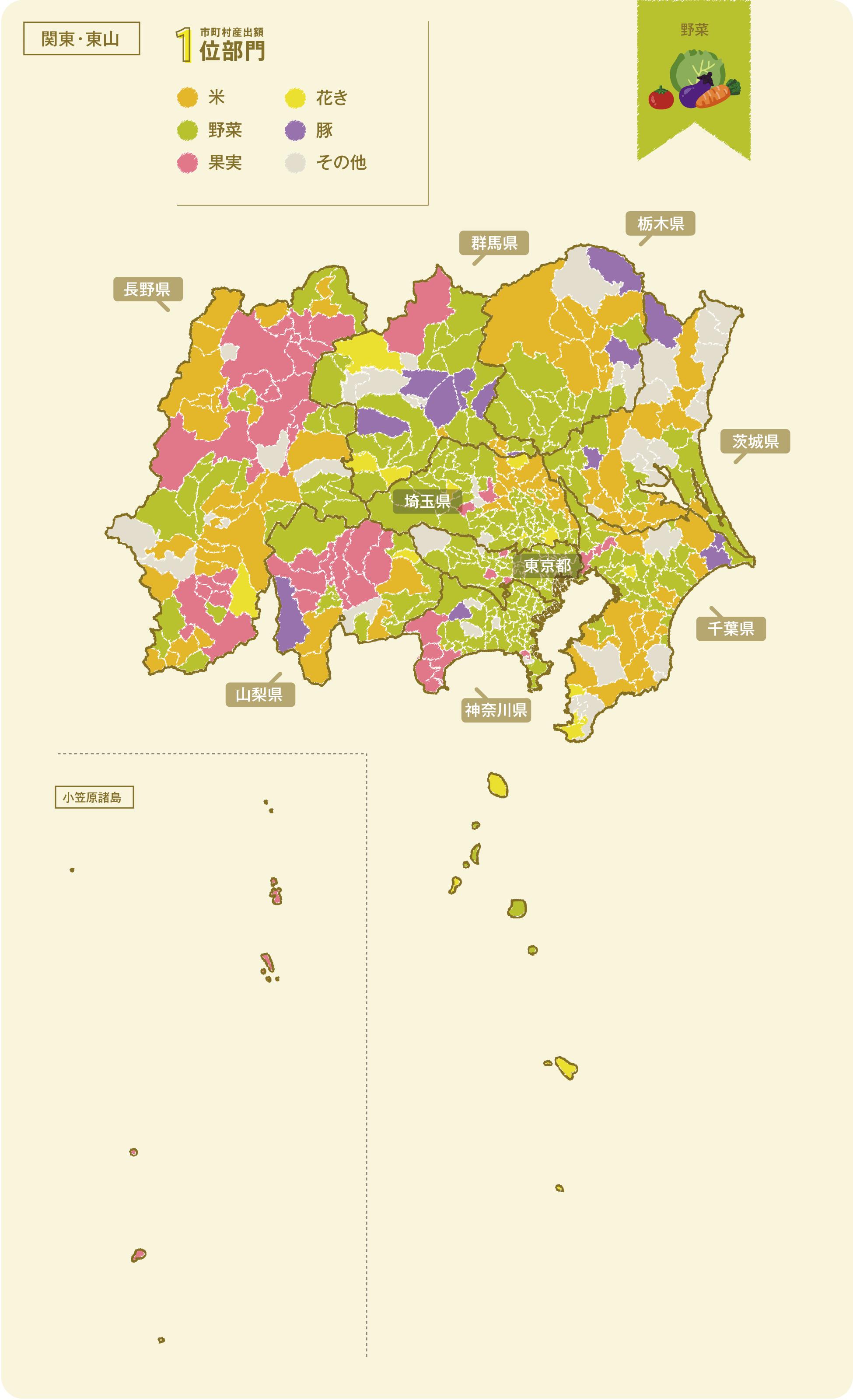 関東・東山